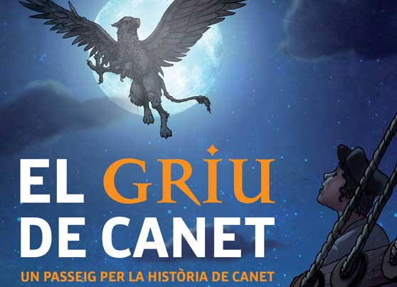 El grifo de Canet